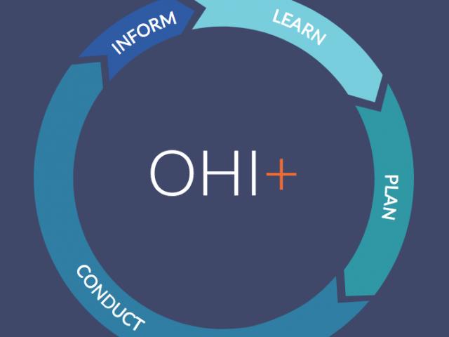 Icon for Ocean Health Index plus