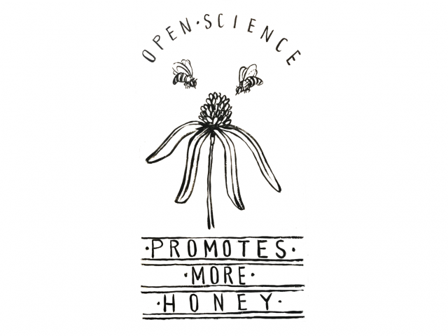 Open science promotes more honey