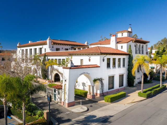 Santa Barbara building